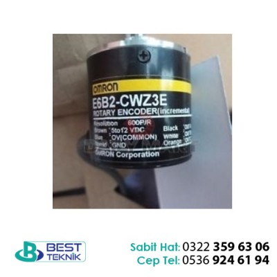 OMRON E6B2-CWZ3E-600 0,5M ENCODER