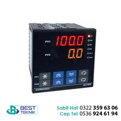 ORDEL AC1000 Gelişmiş Kontrol Cihazları